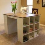 DIY Build Your Own Craft Room Desk