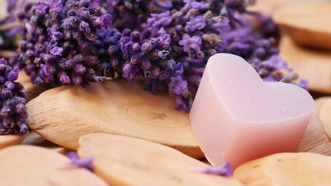 Lavender Chamomile Bath Melts