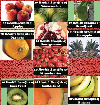 101 Health Benefits of Fruit