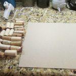 wine corkboard materials