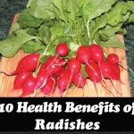 10 Health Benefits of Radishes