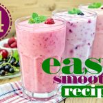 44 Easy Smoothie Recipes