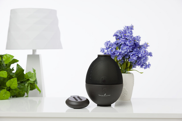 The Benefits of Diffusing - All Natural & Good