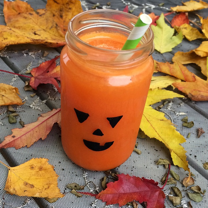 Homemade Pumpkin Juice Recipe