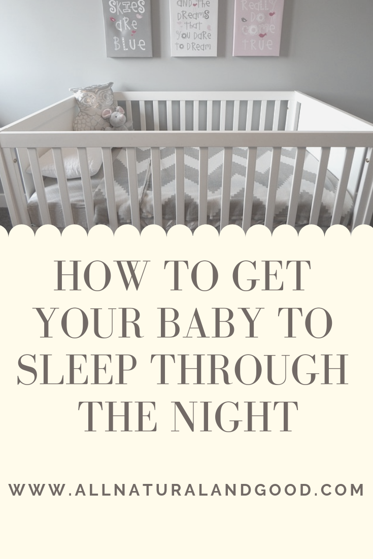 Learn how to get your baby to sleep through the night in 8 weeks with this intriguing sleep training method.