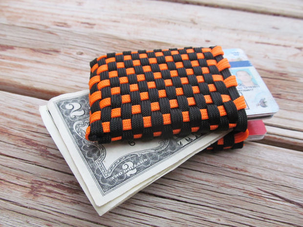 diy paracord wallet all natural good
