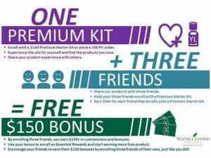 3 Friends Free Kit