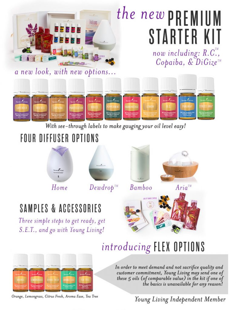Order Your Young Living Starter Kit Here!