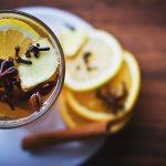 Cinnamon Lemon Water