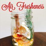 Homemade Natural Air Fresheners