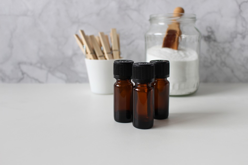 Essential Oils Bottles