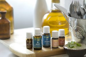 Cooking With Essential Oils - All Natural & Good