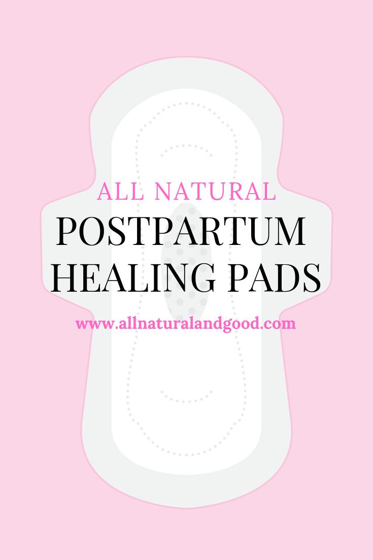 Postpartum Healing Pads