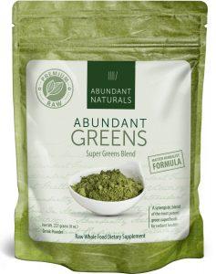 Abundant Greens 1