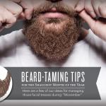 Beard-Taming Tips For Movember