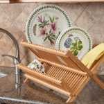 Bamboo Dish Drying Rack Review