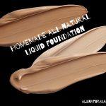 Homemade Liquid Foundation