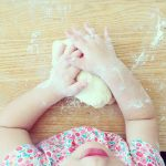 DIY All Natural Playdough Recipe