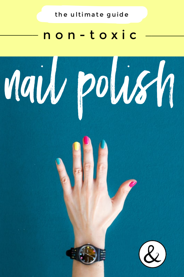 The Ultimate Guide to Non-Toxic Nail Polish