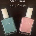 My Favorite Non-Toxic Nail Polish