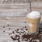 Homemade Coconut Cold Brew Coffee