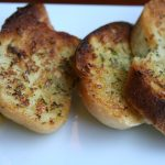 Freeze-able Garlic Bread Recipe