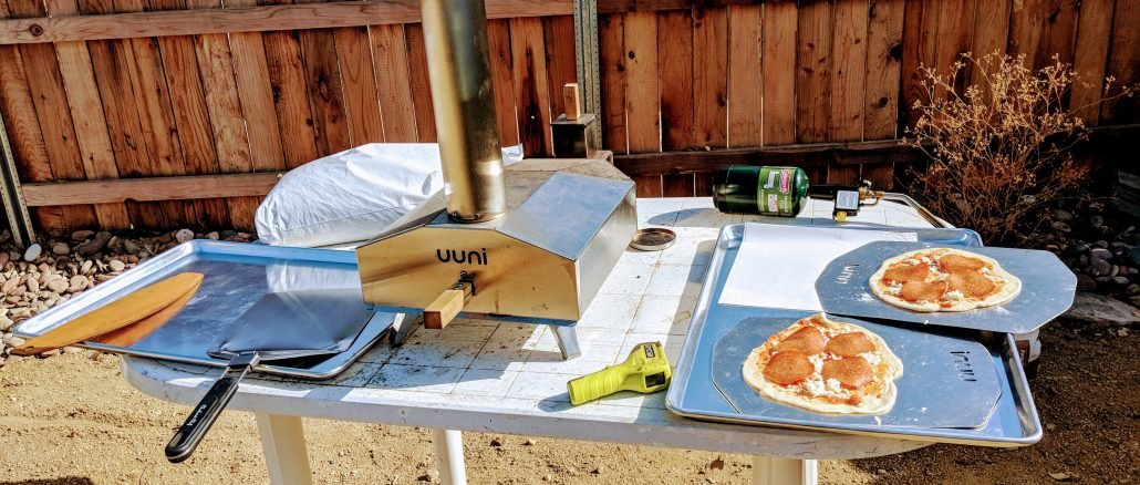 How to Use the UUNI 3 Pizza Oven