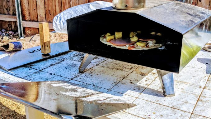Uuni 3 Pizza Oven Review All Natural Amp Good Product Reviews