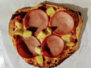 UUNI Pizza Recipe