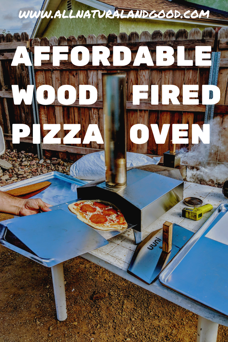 Affordable Portable Wood Fired Pizza Oven