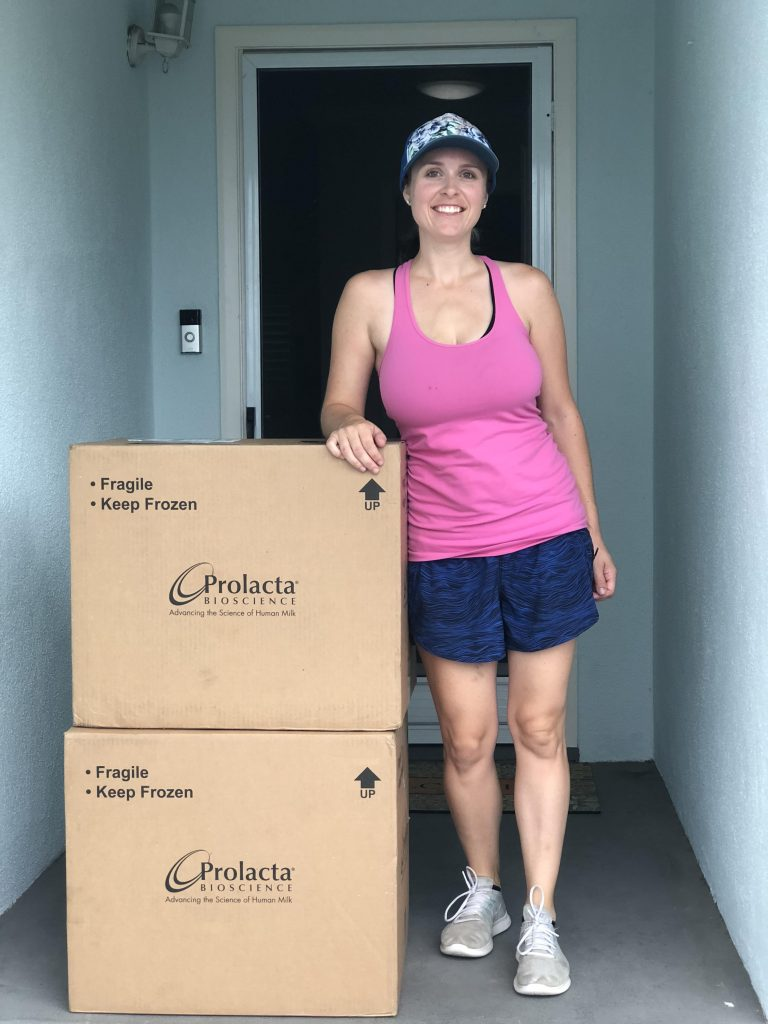 Mom Donates 15K Ounces of Breast Milk