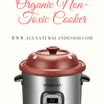 My Favorite Organic Non-Toxic Cooker