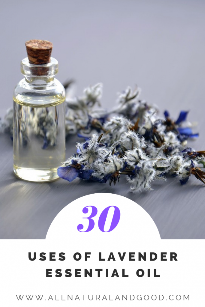 30 uses for lavender essential oil