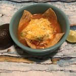 VitaClay Chicken Tortilla Soup Recipe