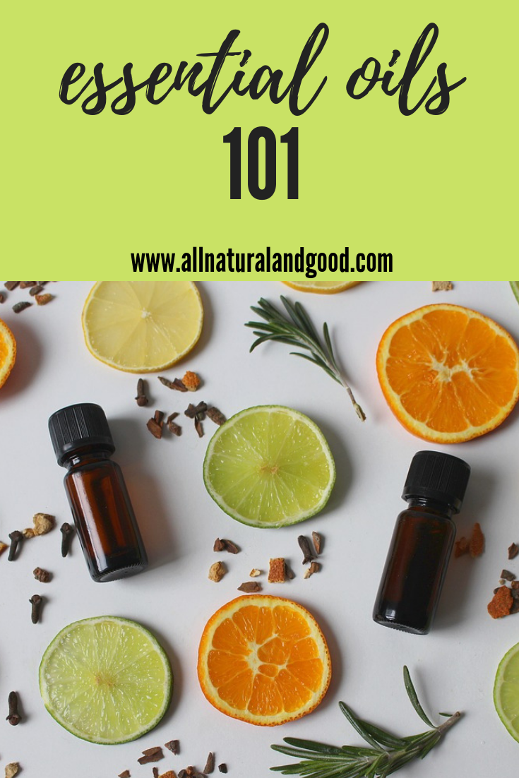 Essential oils 101 - what they are and how to use them in easy to follow terms.