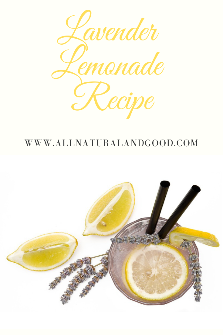 This easy and delicious lavender lemonade recipe is perfect for serving at parties or as a refreshing summer drink. Make it a cocktail and spruce it up with lavender and lemon garnish! #lavenderlemonade #summerdrink