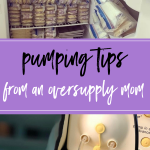 10 Pumping Tips From a Third Time Pumping Mama