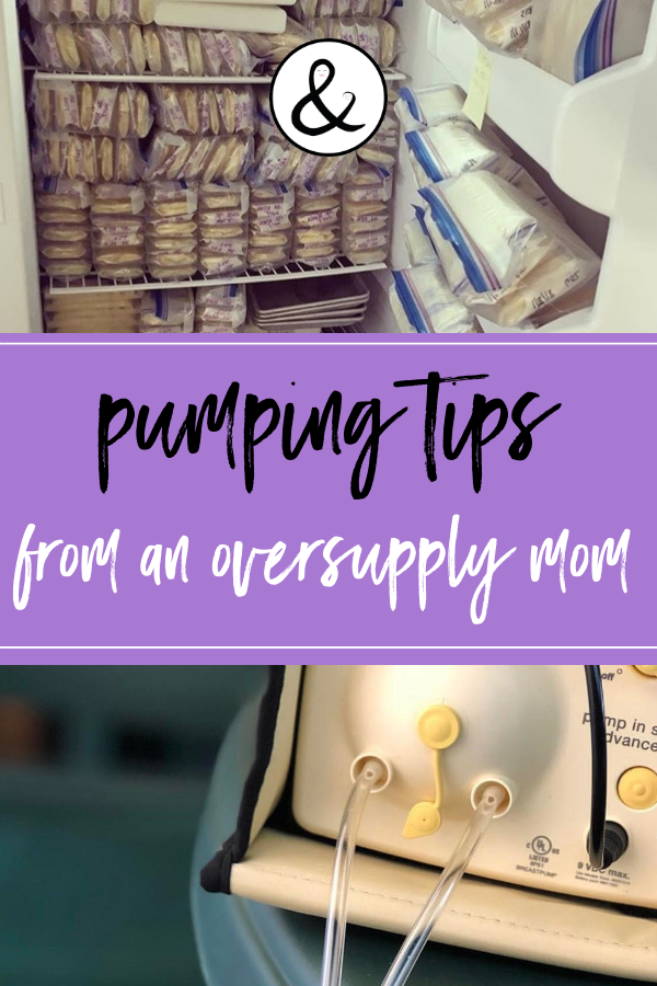 Pumping Tips From an Oversupply Mom