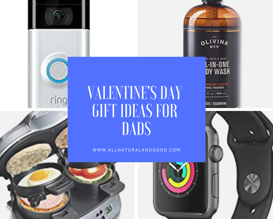 Valentine's Day Gift Ideas For Dads