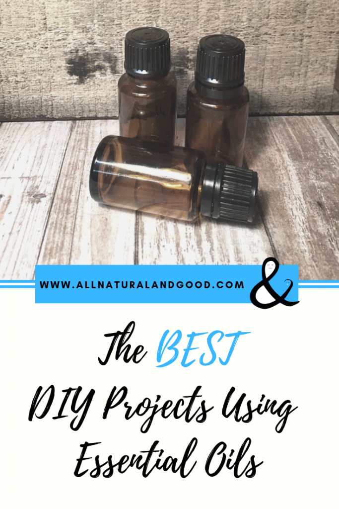 DIY Projects Using Essential Oils