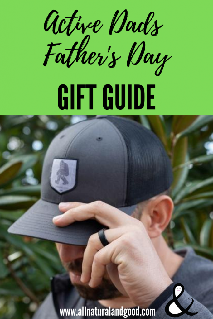 Father's Day Gift Guide For Active Dads