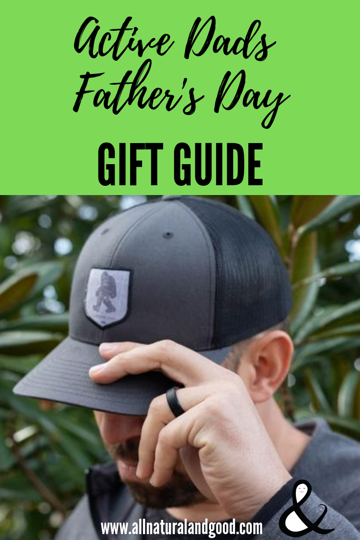 My Father's Day gift guide for Active dads, adventurers, athletes, outdoorsmen and working dads.