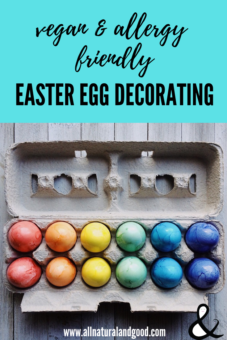 These vegan and allergy friendly Easter egg decorating alternatives are perfect for families with special dietary needs, allergies, or those who are looking for natural alternatives to synthetic dyes.