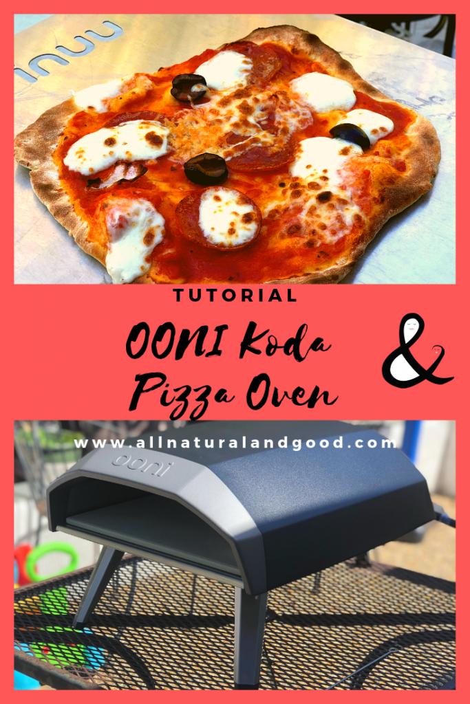 OONI Koda Pizza Oven Tutorial