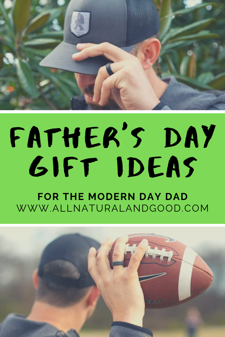 My Father's Day gift guide & gift ideas for the modern day dad, active dads, adventurers, athletes, outdoorsmen and hard working dads. #fathersday #giftideas #giftsfordads #giftguide