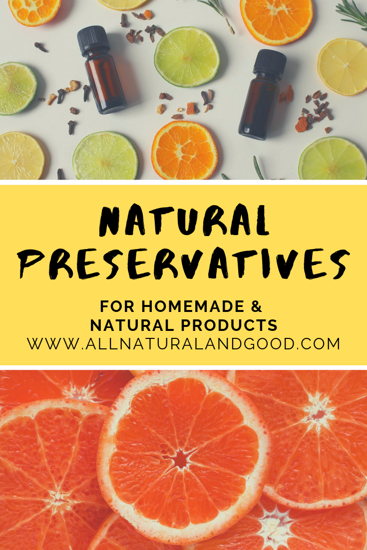 I used to make and even sell homemade natural beauty products of my own and all of my secret recipes are right here on this blog! I have found a few natural preservative ingredients to help prevent the growth of bacteria, mold, yeast and viruses in homemade products. #homemadebeauty #naturalpreservatives #organicbeauty #naturalskincare
