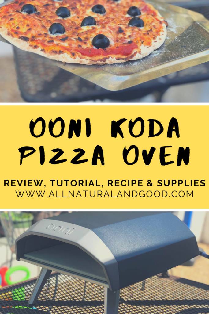 OONI Koda Pizza Oven Tutorial