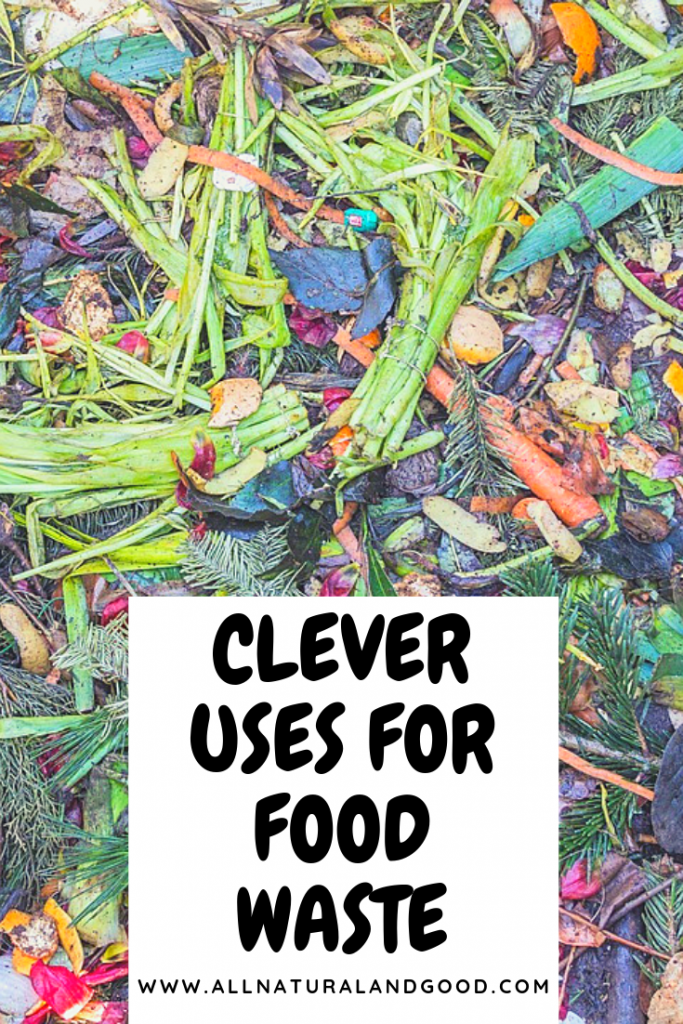 Clever Uses For Food Waste