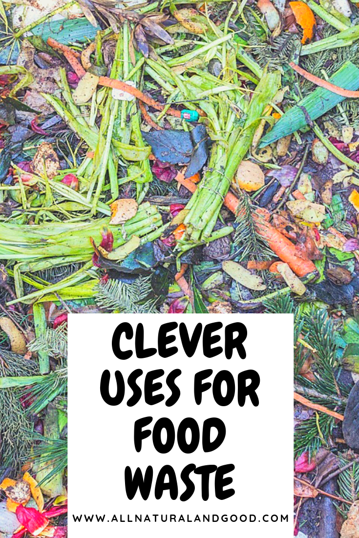 Help reduce food waste and trash by reusing your food waste with these clever ideas.