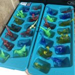 Treasure Ice Cubes Sensory Activity